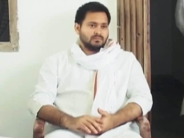 Videos : तेजस्वी यादव का गंभीर आरोप, 'मेरे खाने में जहर मिलाने की कोशिश हुई'