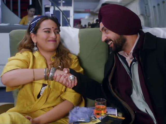 Videos : Movie Review: जानिए कैसी है सोनाक्षी सिन्हा की 'वेलकम टू न्यूयॉर्क'