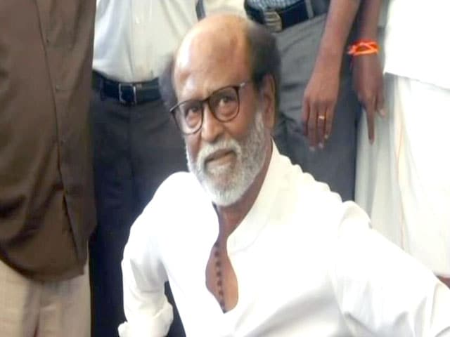 Video : Who Did He Mean? Amid Kamal Haasan Buzz, Rajinikanth's Dart On 'Noise'