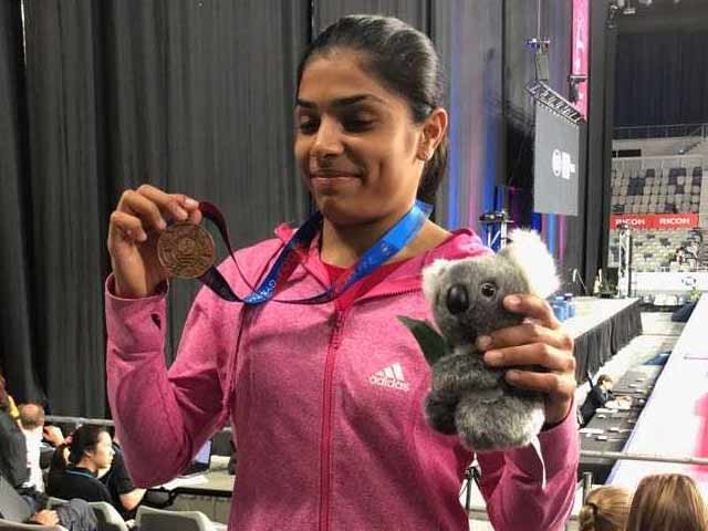 Video : I Would Like To Thank My Father And All The Coaches: Aruna Budda Reddy