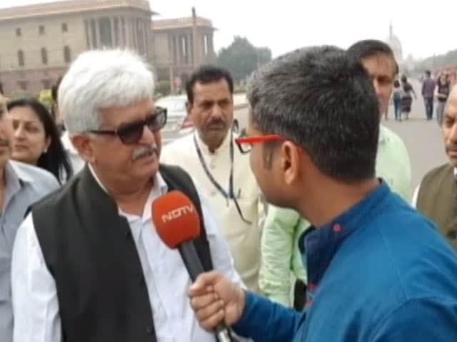 Videos : मुख्य सचिव से मारपीट का मामला : केजरीवाल से माफ़ी की मांग