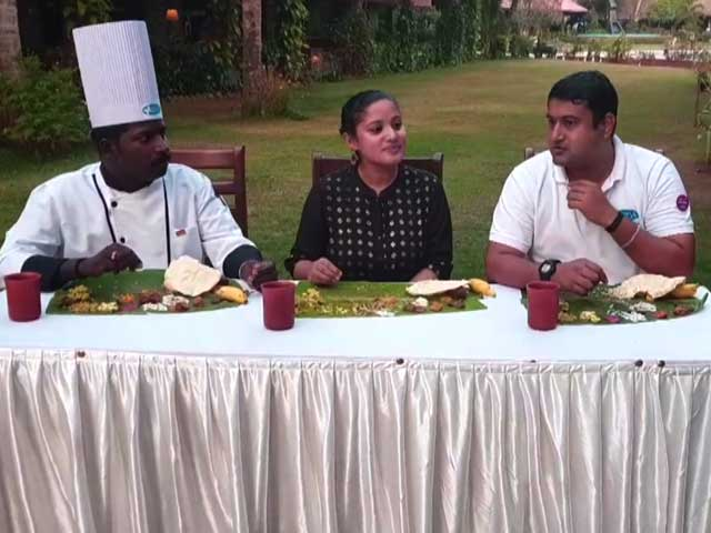 Video : Onam Sadhya: Feeding Frenzy With Ajit And Midhun