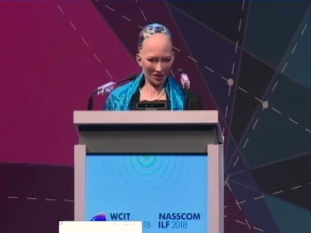Video : Meet Sophia: The AI-Powered Humanoid Robot