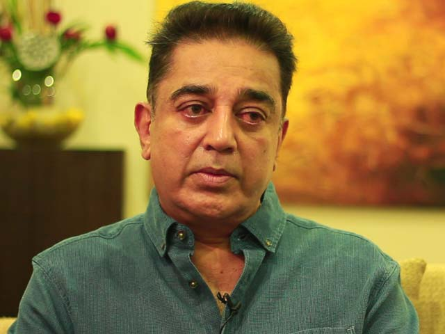 Kamal Haasan Grieves For Sridevi, Says 'Grateful For Her Last Hug'