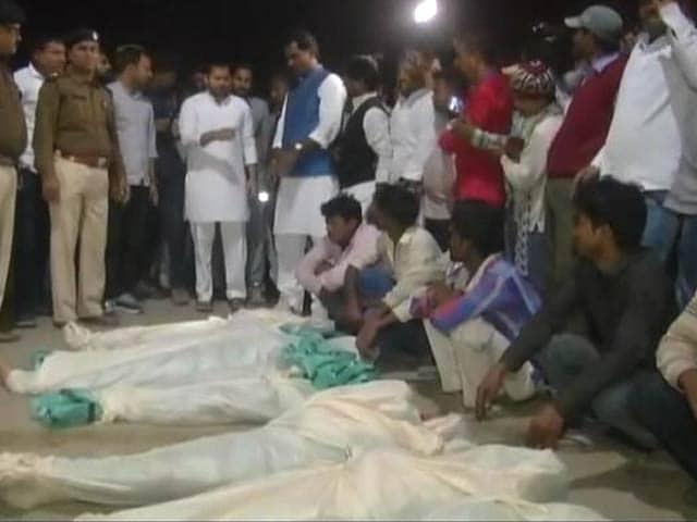 Videos : बोलेरो सड़क हादसा: RJD ने बिहार सरकार को दिया अल्टीमेटम