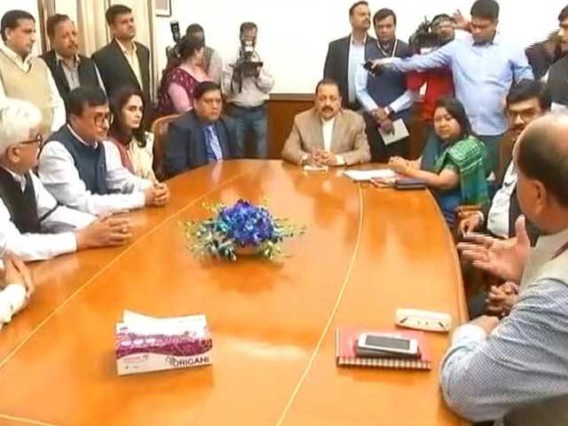 Videos : पुलिस कमिश्नर से मिलेंगे AAP नेता