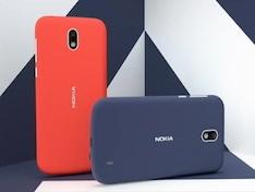 Nokia's Banana Phone at MWC 2018