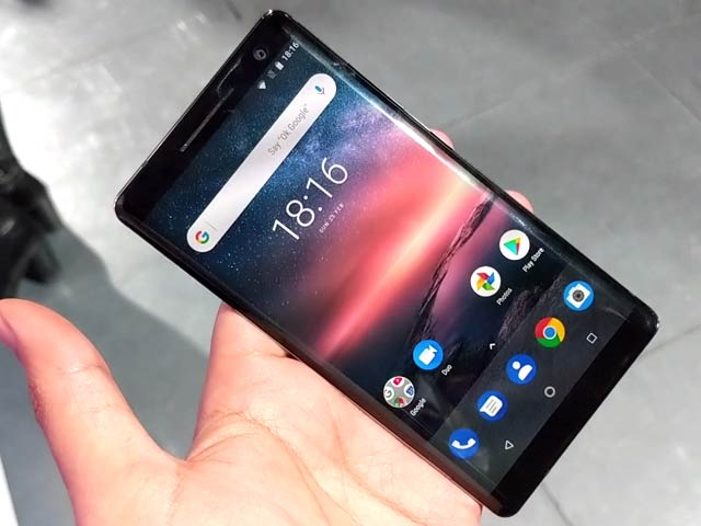 Video : Nokia 8 Sirocco First Look: Camera, Specs, Features, And More