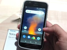 Nokia 1 Android Go Smartphone First Look