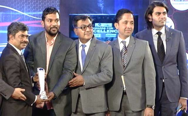Video : CNB Awards For Excellence At Auto Expo 2018