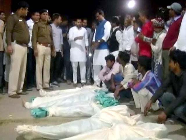 Video : Rahul Gandhi Says In Alcohol-Free Bihar, Drunk BJP Leader Killed 9 Kids