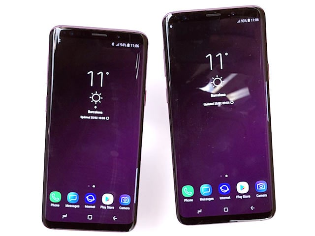 Video : Samsung Galaxy S9, Samsung Galaxy S9+ First Look