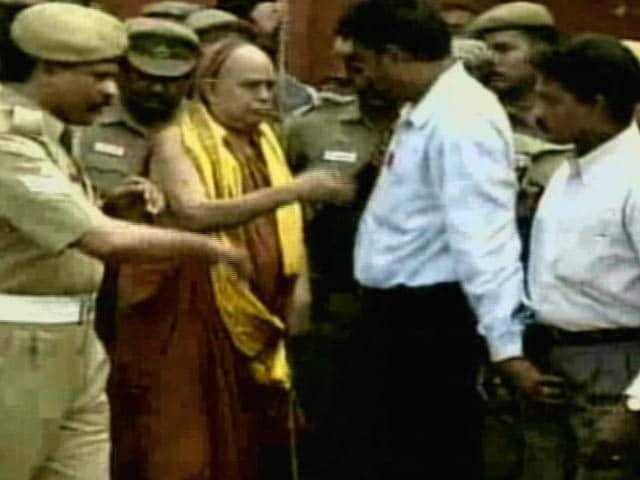 Videos : कांची मठ के शंकराचार्य जयेन्द्र सरस्वती का निधन