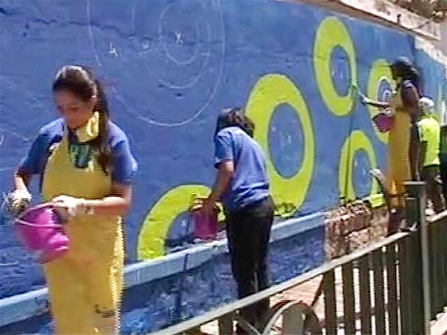 Video : 8 Day Cleanathon Launched With 'Clean Bengaluru' Agenda
