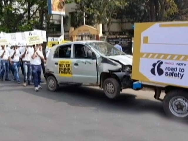 Video : Kolkata Takes Steps To Avert Road Accidents