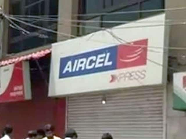 Video : Mobile Operator Aircel Files For Bankruptcy