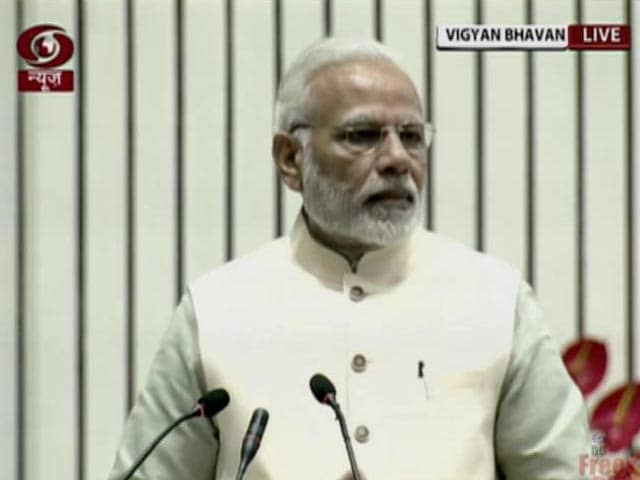 Video : All Religions Have Flourished In India, Says PM Modi