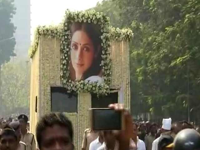 Farewell, Sridevi: India Remembers Its Chandni