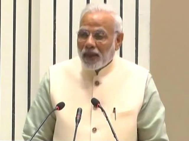 Video : Muslims Must Have Quran In One Hand And A Computer In The Other: PM Modi