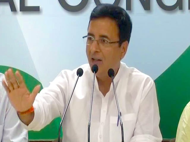"""Video : Congress Rakes Up Rs. 6,712-Cr """"Scam"""" To Target Modi Government"""