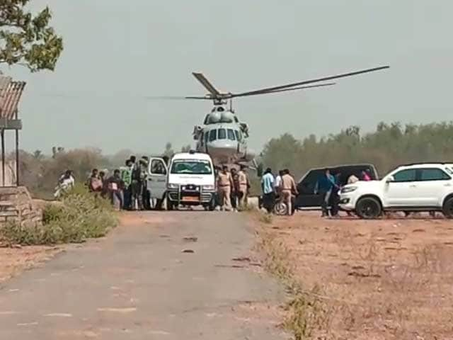 Video : 10 Maoists Including Top Leader Killed In Encounter In Chhattisgarh