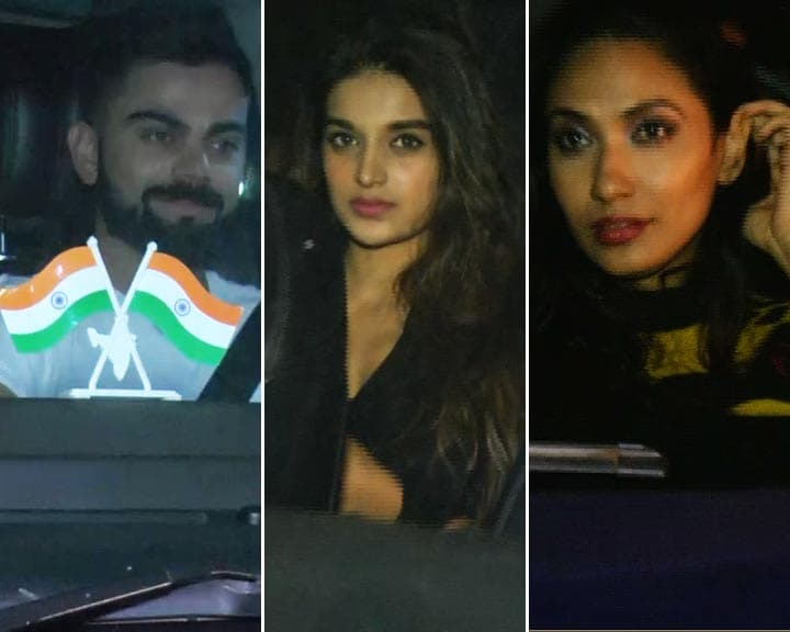 Celebs At The Special Screening Of Anushka Sharma's Pari