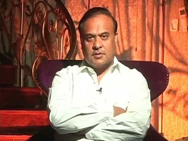 Video : If We Win All 3, Our Northeast Expansion Complete: Himanta Biswa Sarma