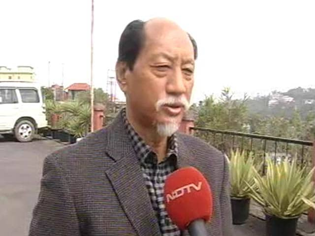 Video : NDPP-BJP Alliance Will Get All Required Votes In Nagaland, Says Neiphiu Rio