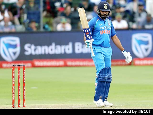 Rohit Sharma Would Be Keen To Sustain Unbeaten Run