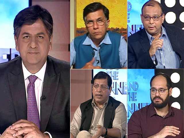 Video : BJP Races To Tripura Win, Congress Edge In Meghalaya