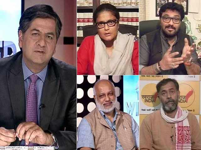 Video : Elections In The Northeast: BJP's Saffron Surge
