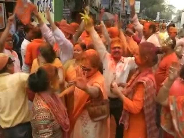 Videos : त्रिपुरा में पहली बार BJP सरकार, नागालैंड में भी 'भगवा' रंग