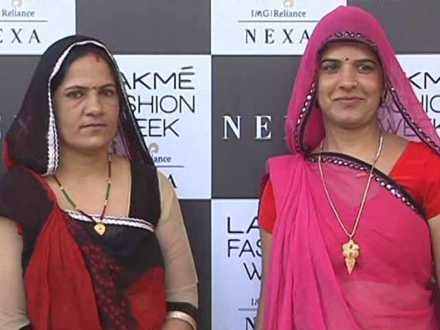 Video: Launch of Silai Label At The Lakme Fashion Week