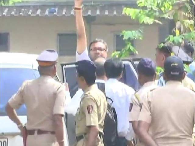 Video : Karti Chidambaram, Indrani Mukerjea Face Off In Mumbai Jail, CBI Records