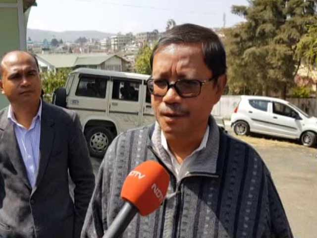 Video : In Meghalaya, A 'Kingmaker' Party Keeps Up The Suspense
