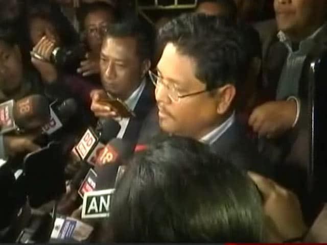 Video : कांग्रेस के 'पंजे' से मेघालय भी फिसला, BJP के गठबंधन से बनेगी सरकार