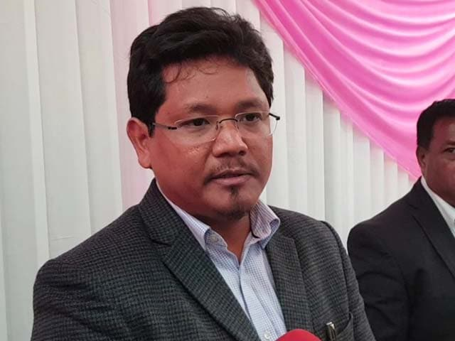 Video : No Horse-Trading, All Parties Wanted Change: Conrad Sangma To NDTV