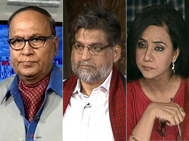 Videos : हमलोग : बीजेपी ने ढहाया 'लाल क़िला', वामपंथी अब राजनीतिक हाशिए पर