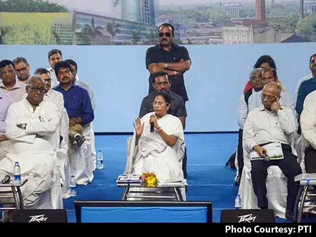 Video : Mamata Banerjee Backs KCR's Call For National Front Without BJP, Congress