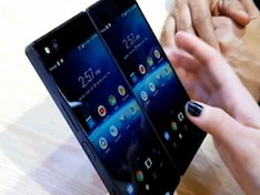 A Phone With Two Displays
