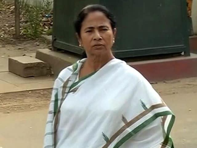 """Video : """"<i>Delhi Chalo</i>"""", Says Mamata Banerjee Amid Efforts To Form Anti-BJP Front"""