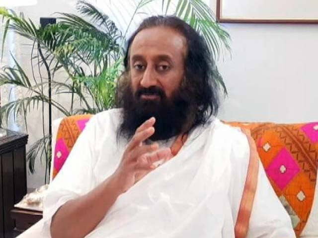 Video : Supreme Court Order Won't Resolve Ayodhya Issue: Sri Sri Ravi Shankar