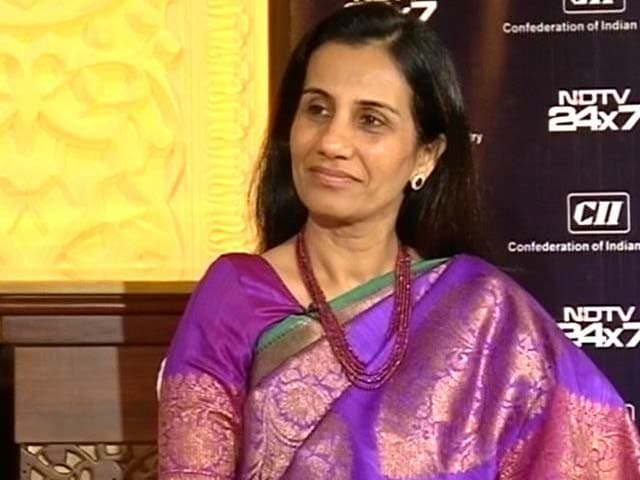 Video : ICICI's Chanda Kochhar Summoned By Anti-Fraud Agency In Bank Fraud Case