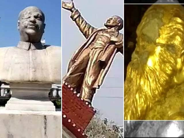 Video : After Lenin And Periyar Statues Vandalised, PM Modi Intervenes