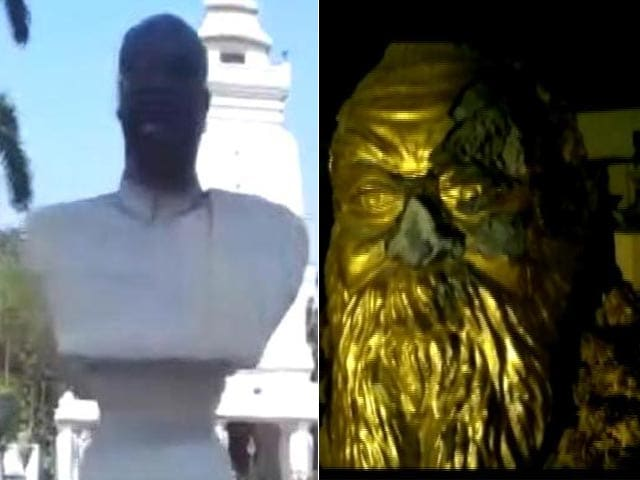 Video : बड़ी खबर : मूर्तियों से राजनीतिक बदला?