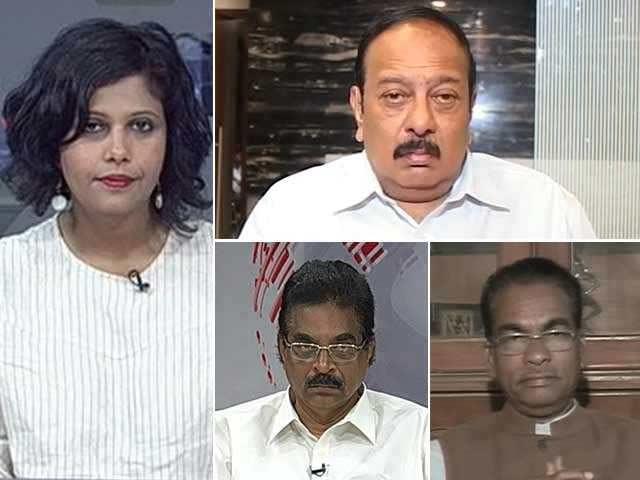 Video : Andhra Special Status Row: TDP vs BJP