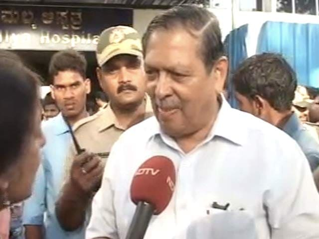 Video : Karnataka Lokayukta Wrote 20 Times For More Security, Says Justice Hegde