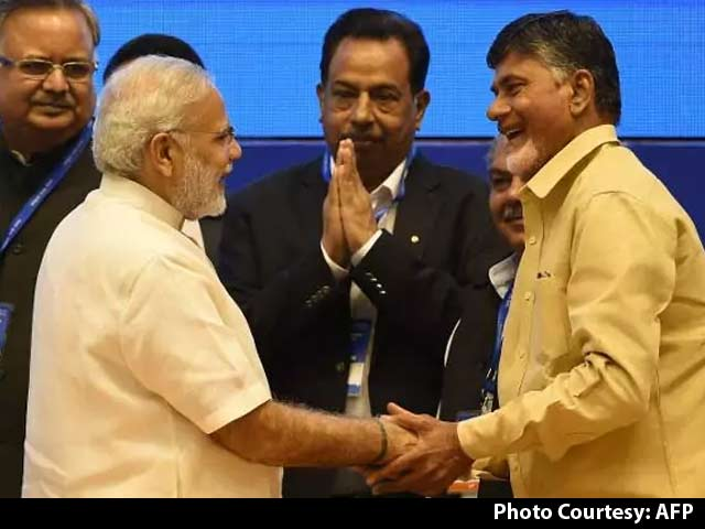 Video : PM Speaks To Chandrababu Naidu, 2 Ministers To Meet Him Later