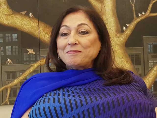 Video : Kiran Nadar: Art Collector To Commonwealth Gold Medallist