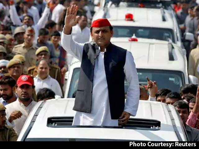 Video : Consequences Will Be Meta For This Akhilesh Yadav And Mayawati Dry Run